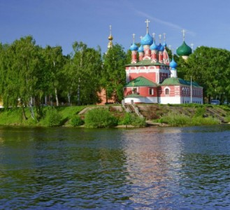 Tsars Tolstoy and Russia's Mighty Volga 3 Star Boat